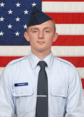 Air Force Reserve Airman 1st Class William F. Thompson