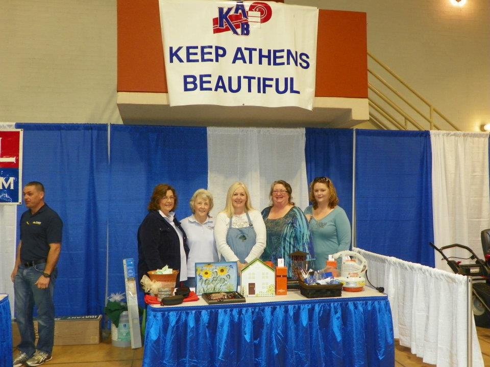 VIDEO: Keep Athens Beautiful sets Home and Garden Show