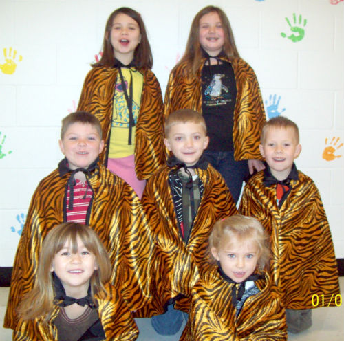 Tool Elementary 'Super Tigers'