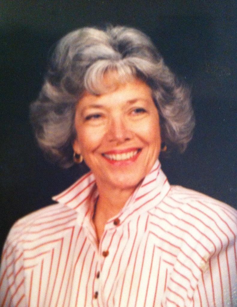 Obituary: Maxine Wood Darby