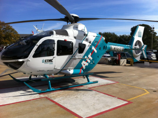 ETMC unveils new helicopters