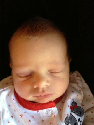 Birth Announcement: Alexis Faith Crye