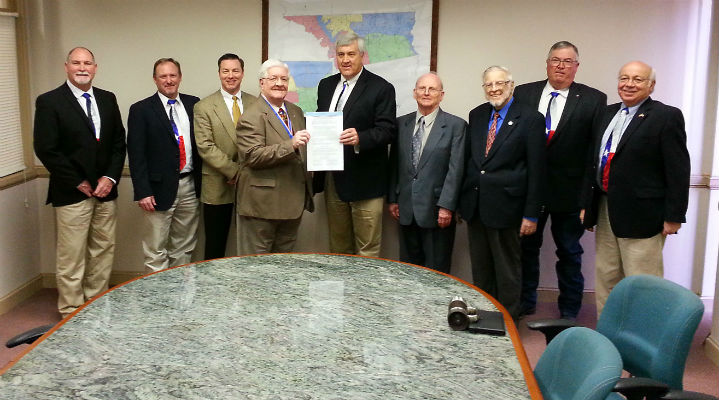 Proclamation for Texas Independence Day