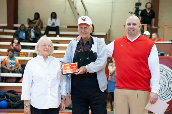The Mitchells earn Outstanding Cardinal Award