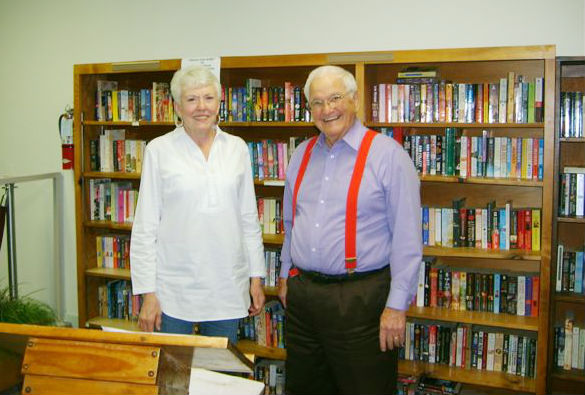 Margaret Ann Trail and Bob Stokes
