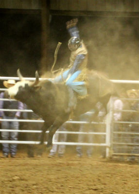 Big finish for TVCC rodeo team