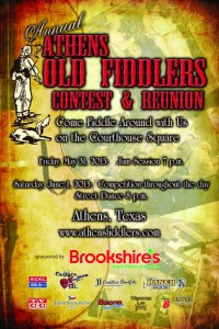 Fiddlers Reunion Poster