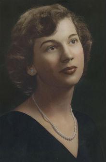 Martha Ann(Marti) Robertson