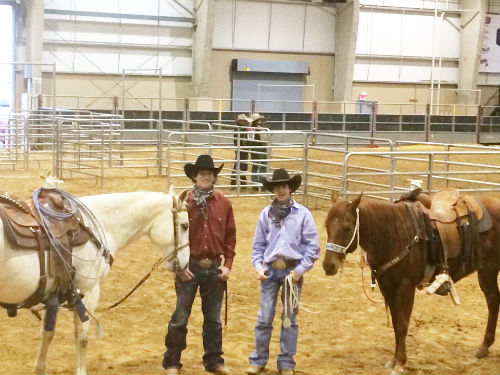 Congratulations Cross Roads Team Ropers