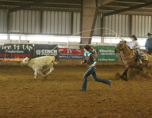 Junior High High School Rodeo This Weekend