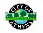 CITY OF ATHENS - 4 Color Logo