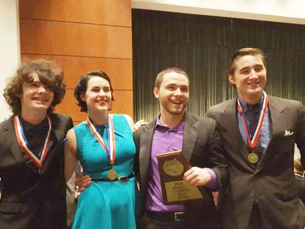 AHS one-act play award winners