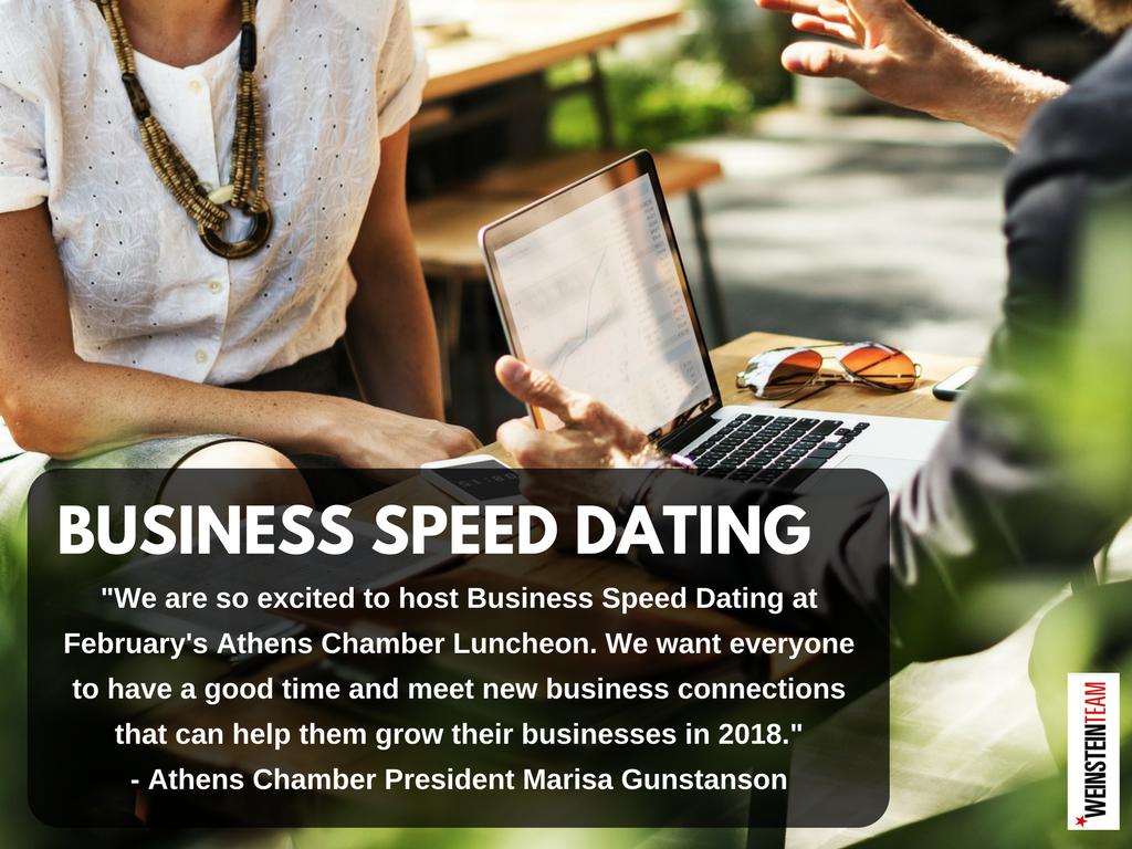 Speed dating host needed — photo 10